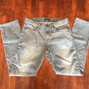 John Varvatos Other - Men's Distressed Gray John Varvatos Star USA Jeans