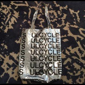 Soul Cycle  Handbags - Soul Cycle reusable bag
