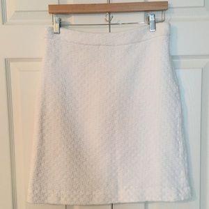 Banana Republic Dresses & Skirts - 🎉Final Price🎉BananaRepublic Texture Boucle Skirt