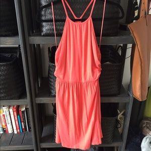 Tart Dresses & Skirts - Tart coral pink dress as M