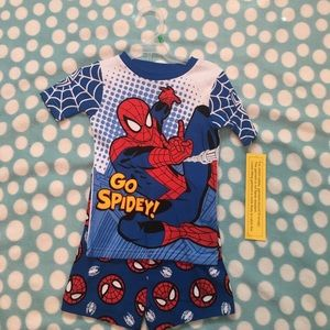 Spiderman Other - 🌺Final Price🌺 NWT Spider-Man pajamas
