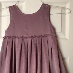 Troizenfants Other - Sweet, silky TroiZenfants knee-length dress