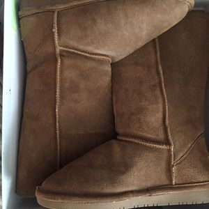 BearPaw Shoes - Bear paw Brown Boots