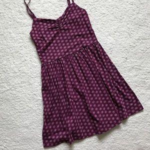 LOFT Dresses & Skirts - LOFT Purple Sundress