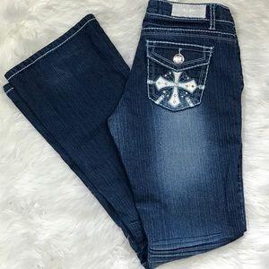 ZCO Denim - ZCO Jeans Premium Stretch Boot Cut low rise size 9