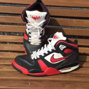Nike Other - Nike Mens Flight Falcon Hi Top Sneakers Size 11