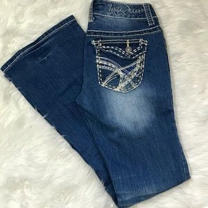 Ariya Denim - Ariya Stretch Boot Cut Jeans size 7/8
