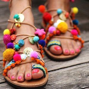 elina linardaki Shoes - elina linardaki 'penny lane' sandals