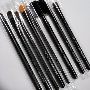 Sephora eye makeup brush set