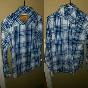 Red Camel Other - Red Camel Plaid Flannel Button Up
