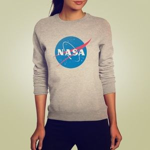 Nordstrom Sweaters - NASA Sweater in Grey - Brand New!