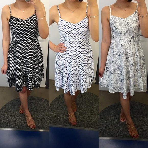 31b8224171b Old Navy Fit and Flare Cami Dress in Plaid NWOT