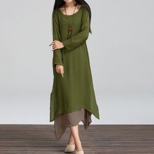 Dresses & Skirts - Double layer dress