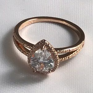 Charter Club Jewelry - Charter Club Rose Gold Ring
