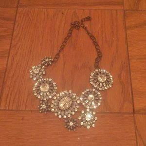 J. Crew Jewelry - Jcrew inspired flower necklace