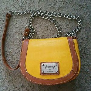 Valentina italia crossbody bag