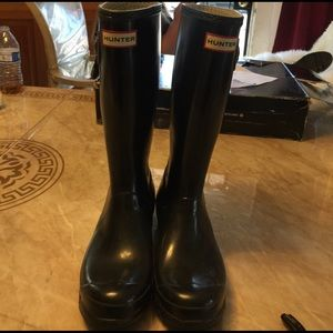 Hunter Boots Shoes - HUNTER Boots Size women's 7