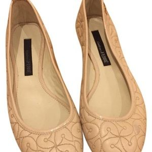 Gianfranco Ferre Shoes - Gianfranco Ferre Nude Ballet flats 36