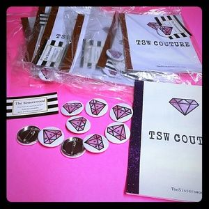 tswcouture Jewelry - All new orders come with freebies!