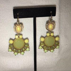 J. Crew Jewelry - J Crew Chandelier Earrings!