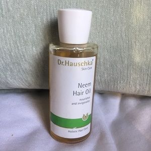 Dr. Hauschka Other - Dr. Hauschka Conditioning Neem Hair Oil