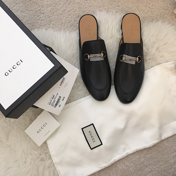 58faeb554 Gucci Shoes | Princeton Horsebit Loafer Mule Slipper | Poshmark