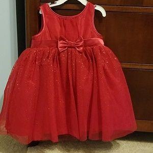2T Christmas dress