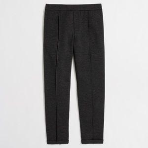 J. Crew Factory Pants - J.Crew Heathered ponte pant