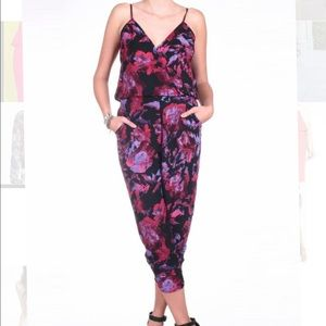 Eight Sixty Other - Eight Sixty Floral Jumpsuit