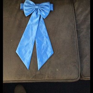 David's Bridal Other - Girls bow goes over any dress
