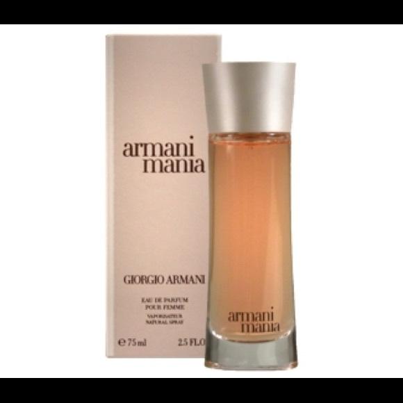 Giorgio Armani Other Authentic Armani Mania Perfume Poshmark