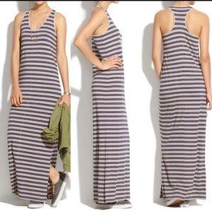 Madewell Dresses & Skirts - Size S Madewell Racer Back Maxi Dress! Comfy!!!
