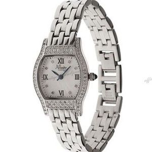 QVC Affinity Diamond .25 ct watch.
