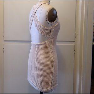 Lovers + Friends Dresses & Skirts - NWT Lover Friends backless crochet dress $120