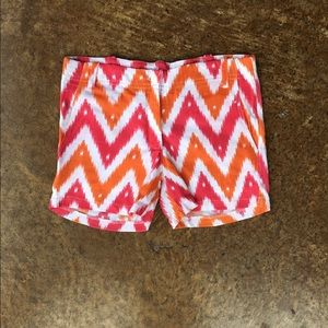 Masala Baby Other - Girl chevron shorts
