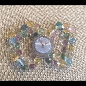 Swatch Accessories - Swatch Pop Watch Crystal Spring Pastel
