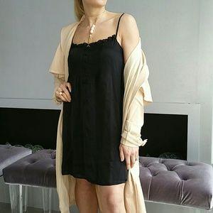 Dresses & Skirts - Black Slip/Cami Dress NWT