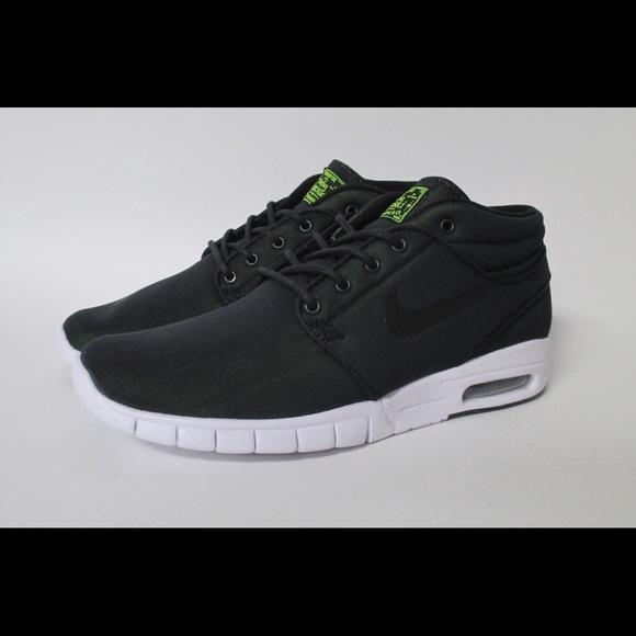 a85b0193168 Nike Stefan Janoski 807507 Dark Green men s US 10.  M 58d586926a583027ed01798b
