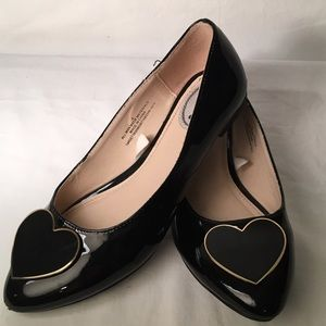 Stevies Other - Girls Stevie's Patent Leather Flats