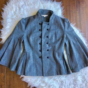 Diane von Furstenberg Jackets & Blazers - 💥HP💥Diane Von Furstenberg DVF Military Jacket