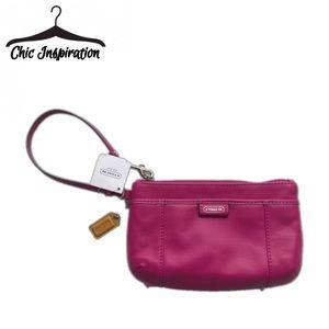 Coach Handbags - Coach Wristlet NWT