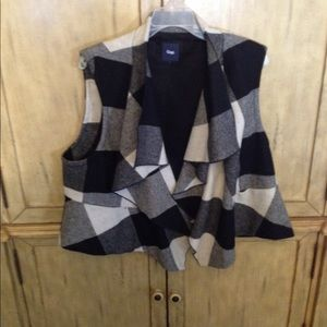 GAP Jackets & Blazers - Gap wool vest