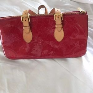 Louis Vuitton Handbags - Louis Vuitton Rosewood Pomme D'Amour Purse