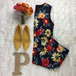 Kenar Dresses & Skirts - Kenar Printed Floral Dress