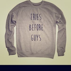 Nordstrom Sweaters - Fries Before Guys! Brand New!