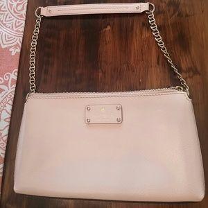 Kate Spade Wellesley light pink handbag - New
