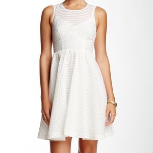 NWT Plenty Dresses by Tracy Reese White Dress
