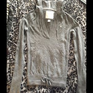American Eagle Outfitters Tops - Gray American eagle sweater