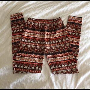 Pants - Print leggings