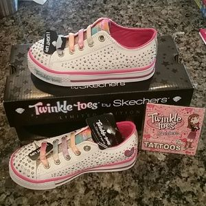 Skechers Other - Skechers Twinkle Toes Limited Edition sneakers